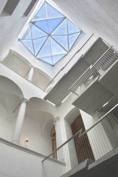 Innenhof Foto: Universalmuseum Joanneum, Nicolas Lackner
